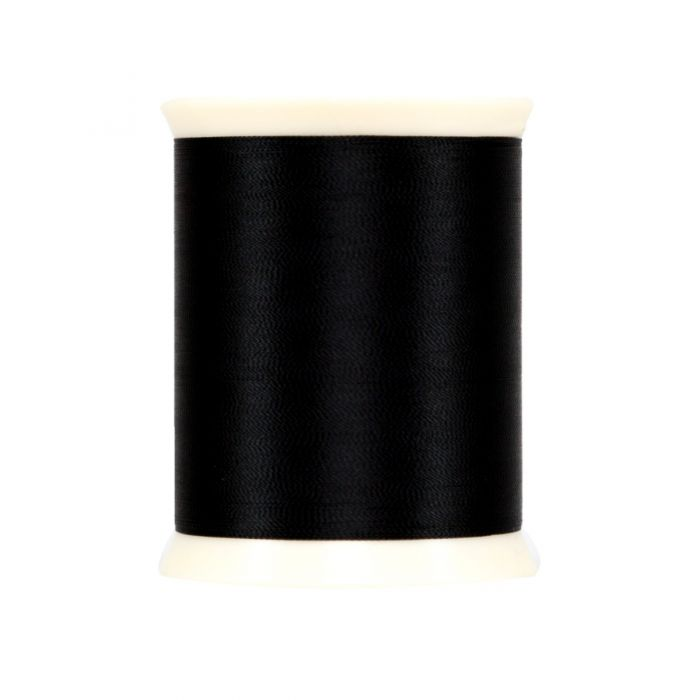 Superior MicroQuilter Spool - 7010 Black