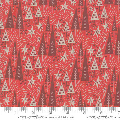 Moda Northern Light Cinnamon 16732 16 Yardage