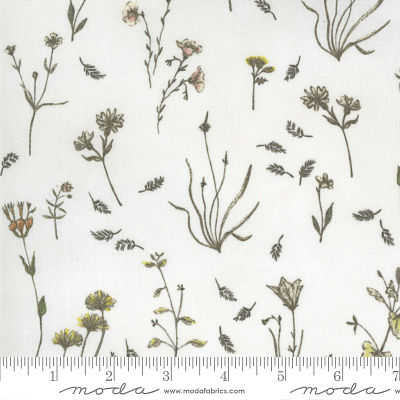 Moda Botanicals Parchment 16911 11 Yardage