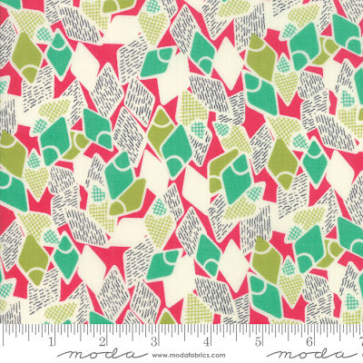 Moda Looking Forward Azalea 18143 16 Yardage