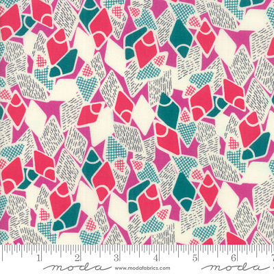 Moda Looking Forward Petunia 18143 17 Yardage