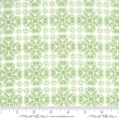 Moda Good Tidings Pine 18662 14 Yardage