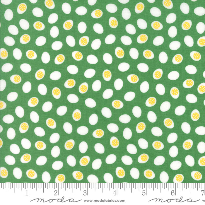 Moda Farm Fun Grass 20537 15 Yardage