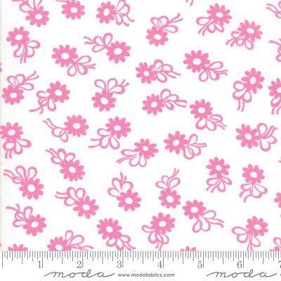 Moda Flower Sacks Pink 22353 15 Yardage