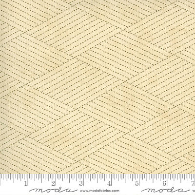 Moda Mill Creek Garden Ivory Green 2243 11 Yardage
