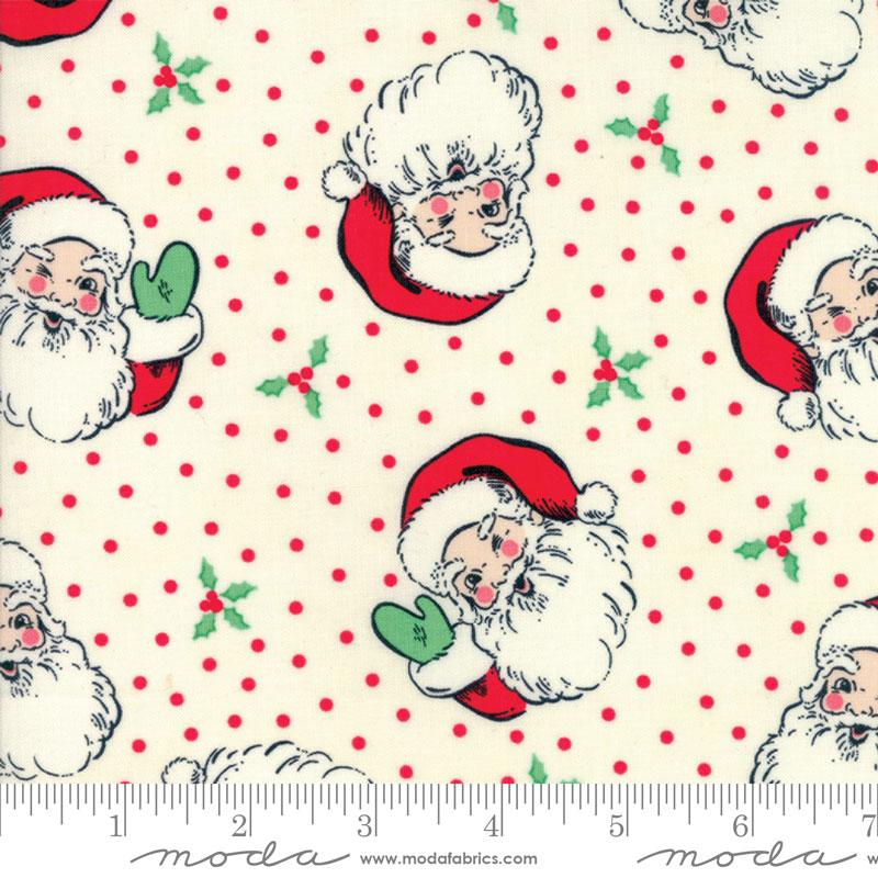 Moda Swell Christmas Cream 31120 11 Yardage