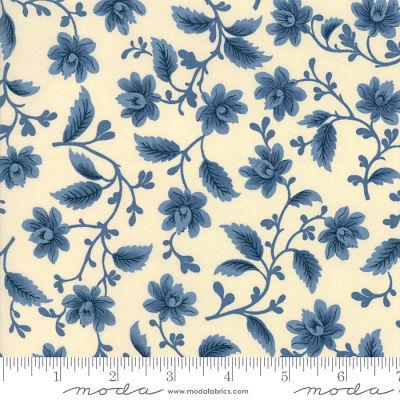 Moda Nancys Needle Light Cream 31600 12 Yardage