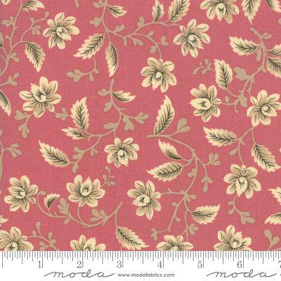 Moda Nancys Needle Sweet Pink 31600 22 Yardage