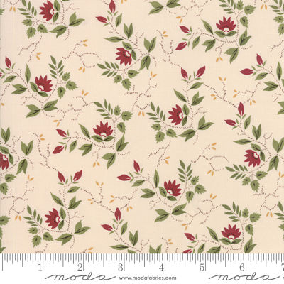 Moda Glad Tidings Cream 38093 13 Yardage