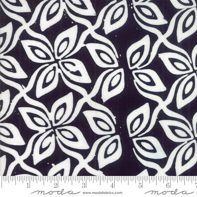 Moda Fire & Ice II Coal Ice 4350 24 Batiks Yardage