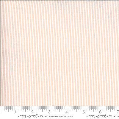 Moda Folktale Skinny Stripes Petal 5125 12 Yardage