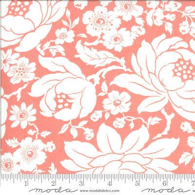Moda Shine On Mums Pink 55210 14 Yardage