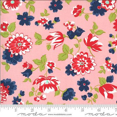 Moda Shine On Blossom Pink 55211 15 Yardage