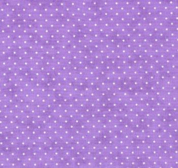 Moda Essential Dots Lilac 8654 32 Yardage