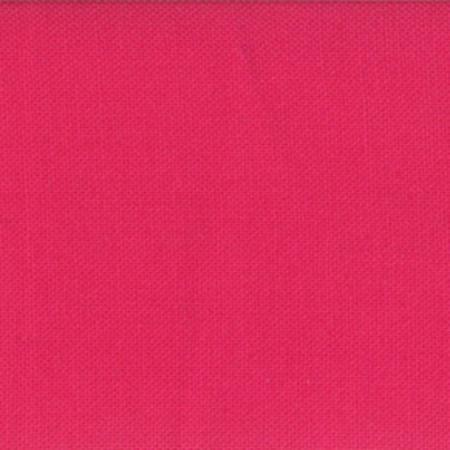 Moda Bella Solids Shocking Pink 9900 223 Yardage