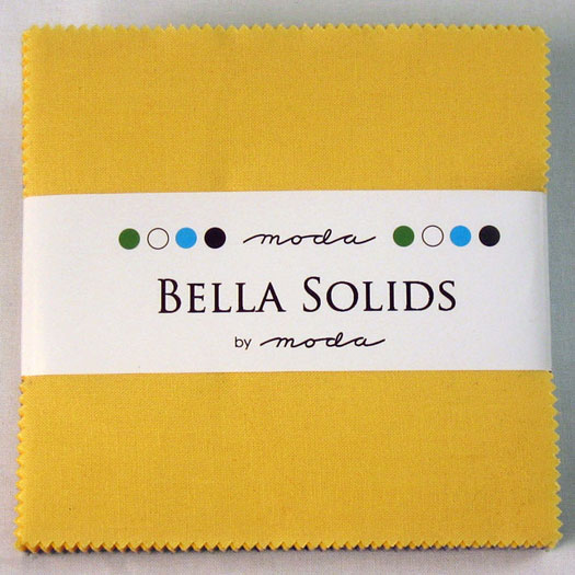 Solids Charm Pack - 30s Colors 9900 23