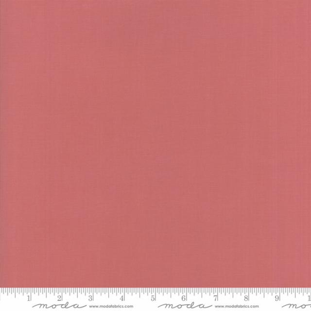 Moda Bella Solids Coral Rose 9900 319 Yardage