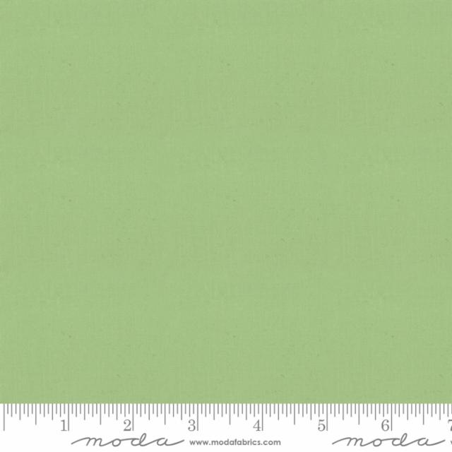 Moda Bella Solids Cucumber 9900 398 Yardage