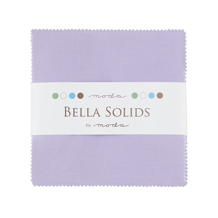 Solids Charm Pack - Lilac 9900 66