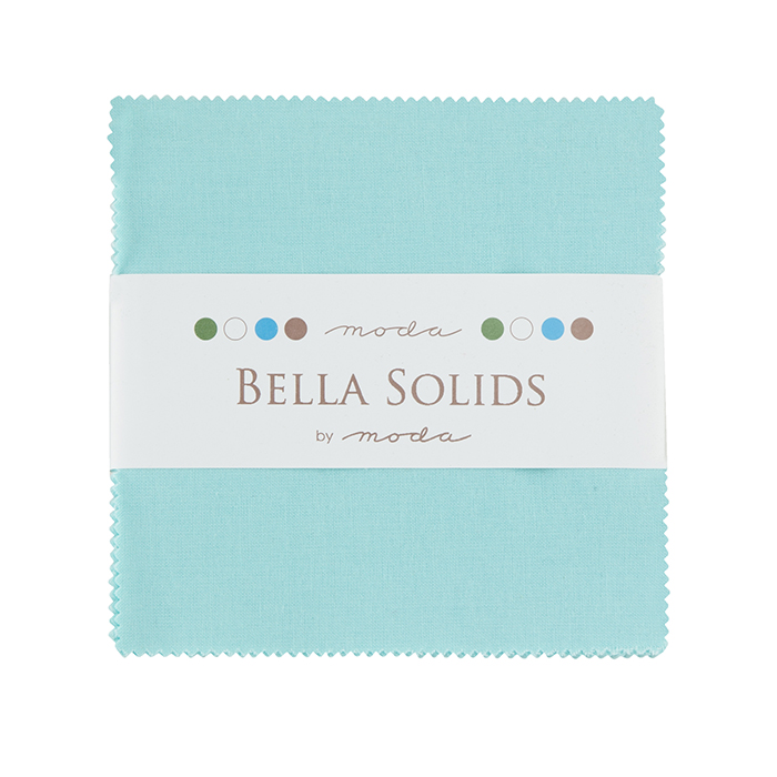 Solids Charm Pack - Egg Blue 9900 85