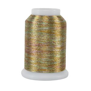 Metallics MINI Cone - 025 Variegated Gold 1090 yd
