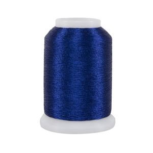 Metallics MINI Cone - 038 Sapphire 1090 yd