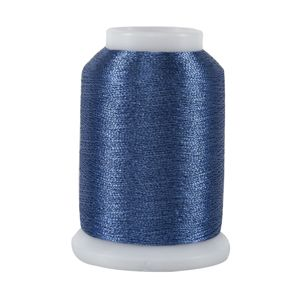 Metallics MINI Cone - 035 Pacific Blue 1090 yd