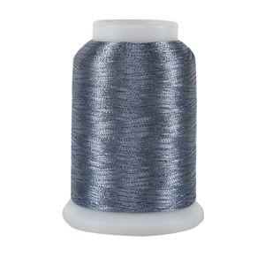 Metallics MINI Cone - 033 Slate 1090 yd