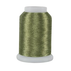 Metallics MINI Cone - 024 Green Apple 1090 yd