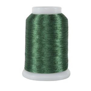 Metallics MINI Cone - 028 Jade 1090 yd