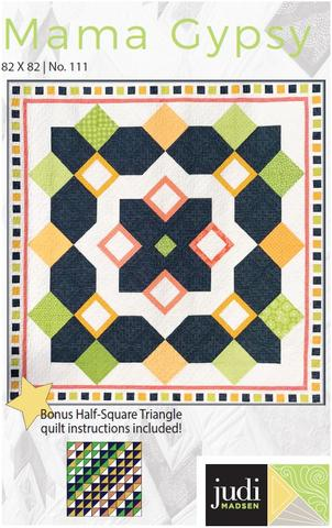 Mama Gypsy Quilt Pattern