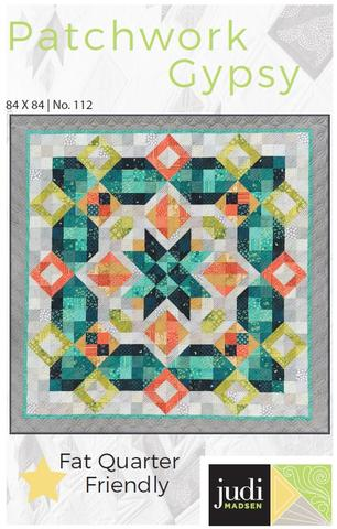 Patchwork Gypsy Pattern