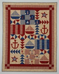 Sail Away Quilt Pattern