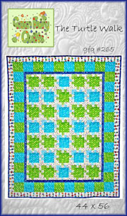 The Turtle Walk Quilt Pattern