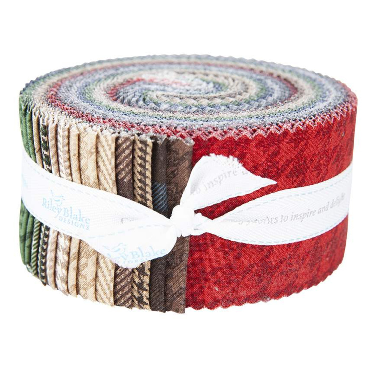 Riley Blake Jelly Roll - All About Plaids by J Wecker Frisch