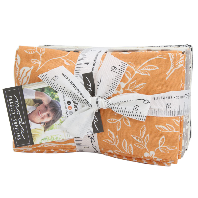 Moda Fat Eighth Bundle - All Hallows Eve by Fig Tree Quilts