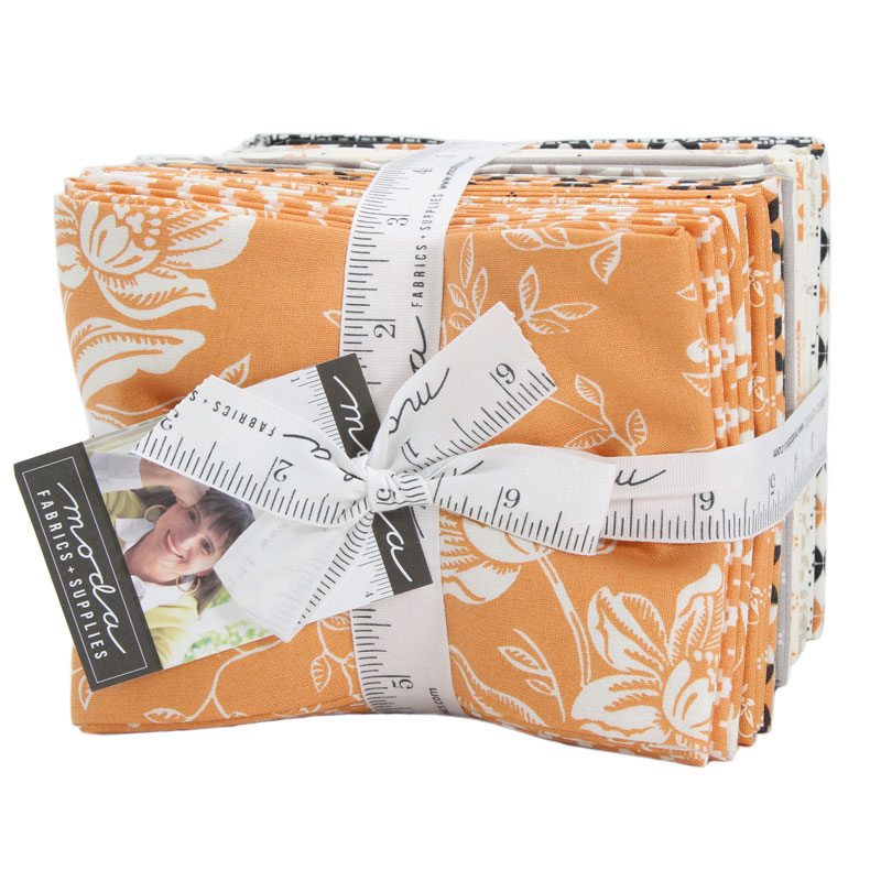 Moda Fat Quarter Bundle - All Hallows Eve by Fig Tree Quilts