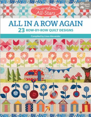 All In A Row Again Book