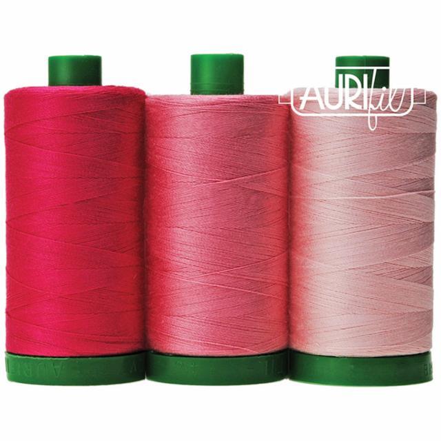 Aurifil Color Builder 40wt Iguana Pink