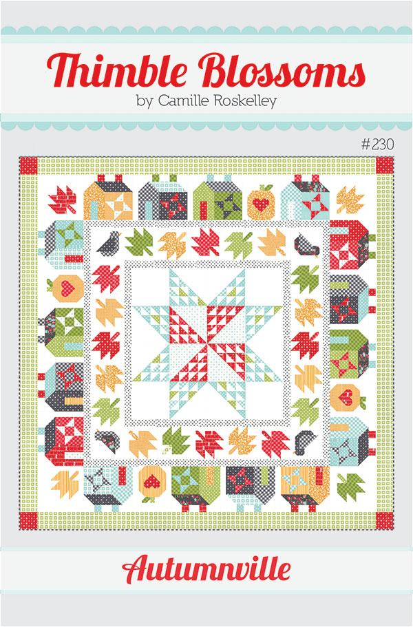 Autumnville Pattern