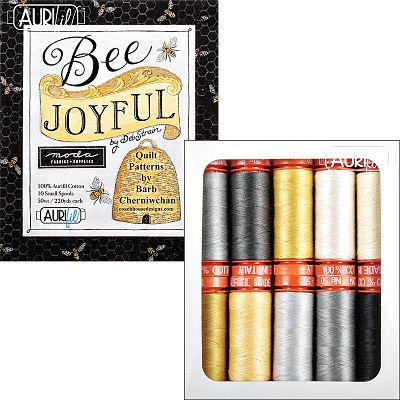 Be Joyful Collection 50wt Aurifil
