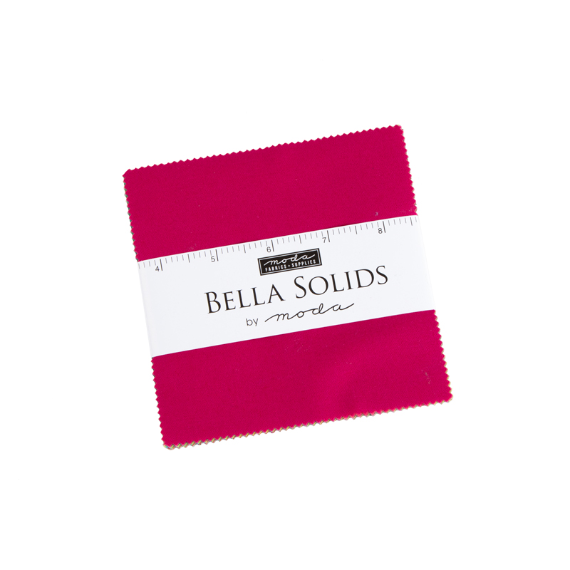 Solids Charm Pack - Bella Solids 2020 9900 N8
