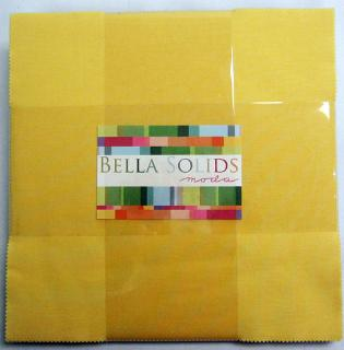 Moda Bella Solids Layer Cake - Color Variety