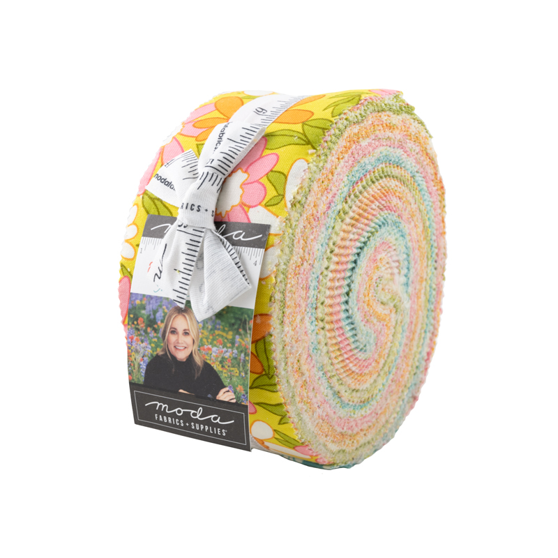 October/20 - A Blooming Bunch Jelly Roll