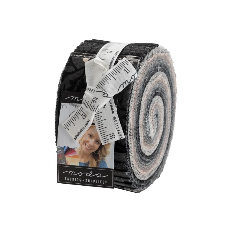 Moda Jelly Roll - Boudoir by Basic Grey