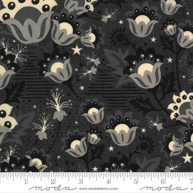 Moda Boudoir Caviar 30650 11 Yardage