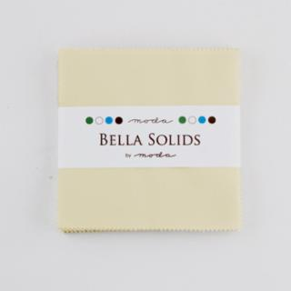 Solids Charm Pack - Fig Tree Cream 9900 67