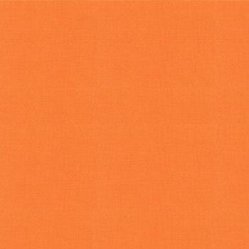Moda Bella Solids Orange Yardage (9900 80)