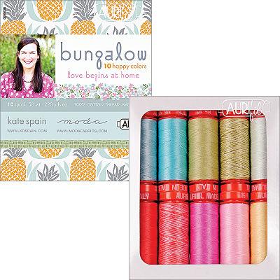 Bungalow Collection Aurifil 50wt