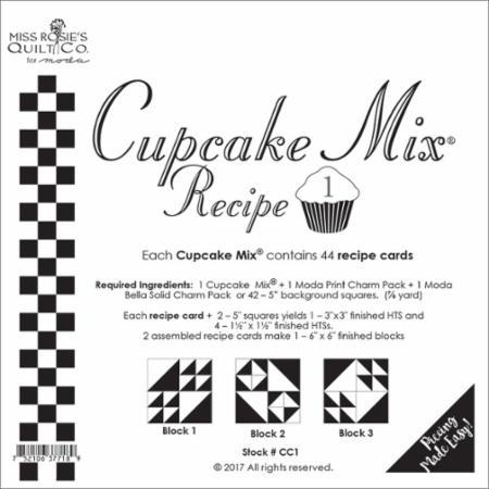 Cupcake Recipe Number 1
